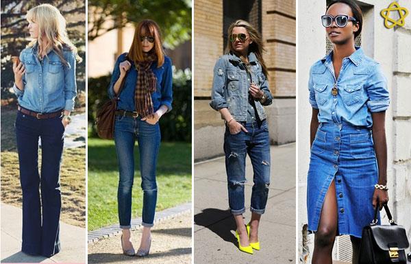 Resultado de imagem para looks jeans