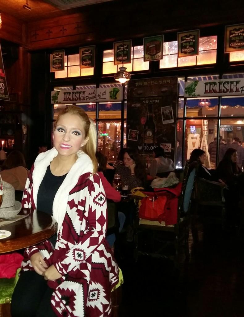 korea bar casaco