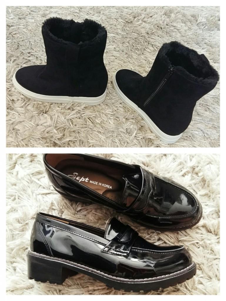meus sapatos korea