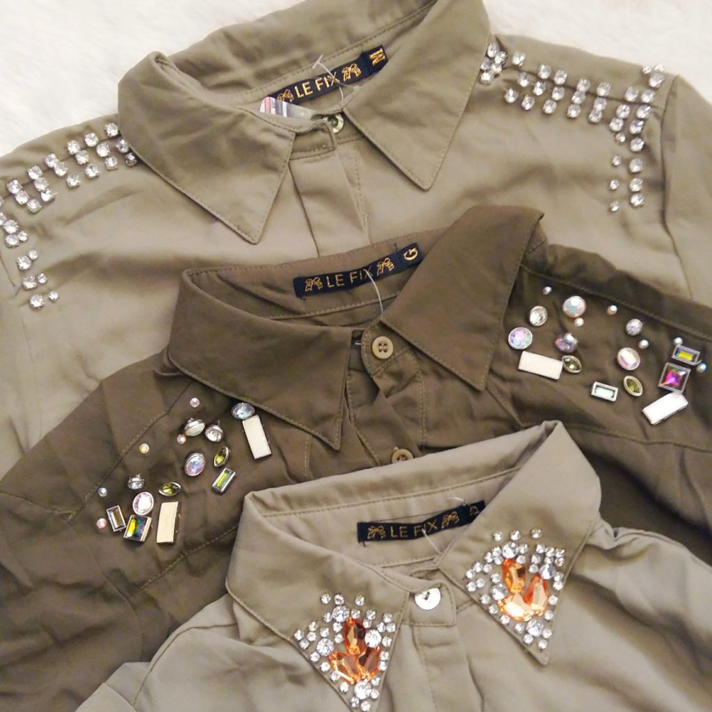 camisas militar